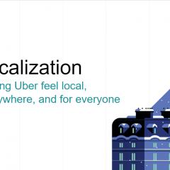 למה Uber בחרה לתרגם את האפליקציה שלה לעברית, על אף שהיא לא פועלת בישראל?