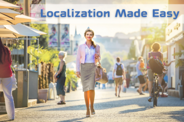 Localization Made Easy: The Expertise that Became a Part of My DNA