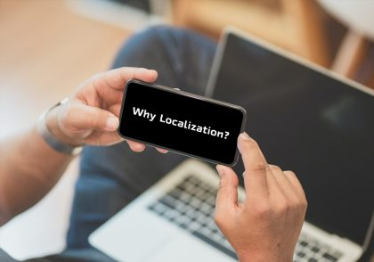 WHY DO WE NEED LOCALIZATION?